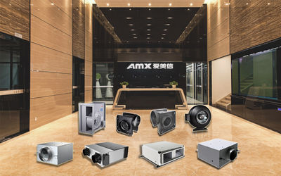 China GUANGDONG AMX ELECTRIC APPLIANCES CO., LTD. Unternehmensprofil
