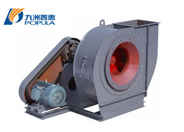 Premium Industrial Centrifugal Fan Belt Driven 380V Voltage For Ventlaiton
