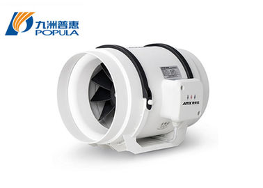 8 inch Mixed Flow Inline Duct Fan Circular Extractor Fan CE CB Certificate