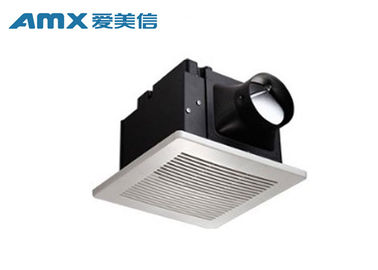 AMX Fan Ceiling Mounted Ventilation Fan Full Plastic Material For Kitchen